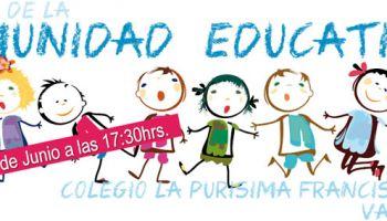 Fiesta de la Comunidad Educativa. 2017-18