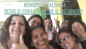 Volviendo de las Comunidades Rurales de El Salvador, donde las mujeres buscan de forma activa su lugar