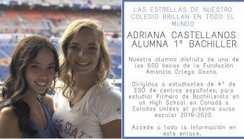 Becas Fundación Amancio Ortega Gaona