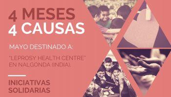 Iniciativas Solidarias 4 Meses 4 Causas: Mayo