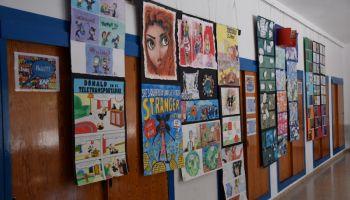 Exposición Intercolegial Cómic