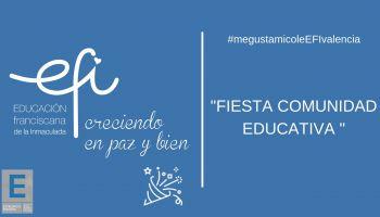 Resumen de la fiesta de la Comunidad Educativa 2019-20