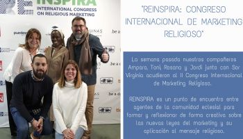 REINSPIRA'18: II Congreso Internacional de Marketing Religioso
