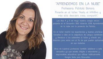 Nuestra Profesora Patricia Bonora Imparte un Taller en GEG Valencia