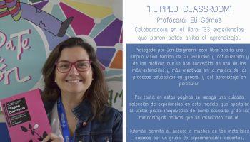 """Nuestra Profesora Elí Gómez Colabora en el Libro """"33 experiencias que ponen patas arriba el aprendizaje"""""""