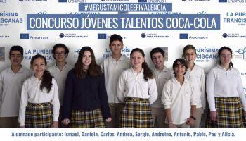 Concurso jóvenes talentos - relato corto de Cocacola