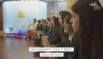"""Movimiento """"Paz y Bien"""", Grupos de Oración: un momento de encuentro"""