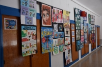 Exposición Intercolegial Cómic